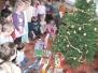 Ježíšek ve školce 17.12.2012