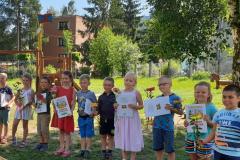 Rozloučení s předškoláky 2019