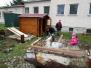 Upravujeme zahradu